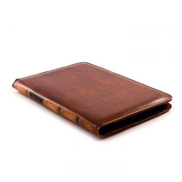Classic Book Cover For Kindle : Review kindle paperwhite cover leather style book