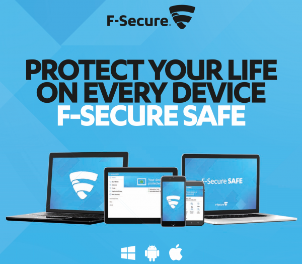 Review - F-Secure Safe: Protecting the people behind their devices - OxGadgets