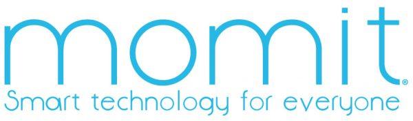01 Logo Momit__slogan_azul