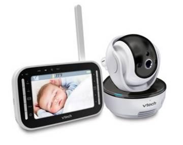vtech pan tilt baby monitor