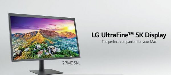 LG 5k display feature