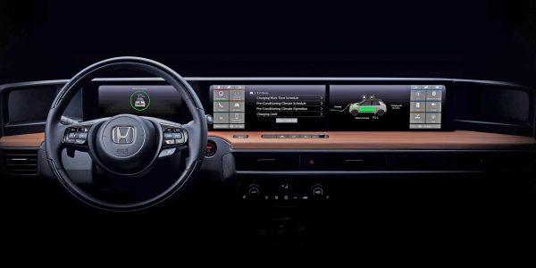 Honda Dash Touchscreen