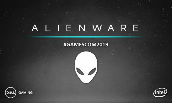 Gamescon 2019 dell and alienware