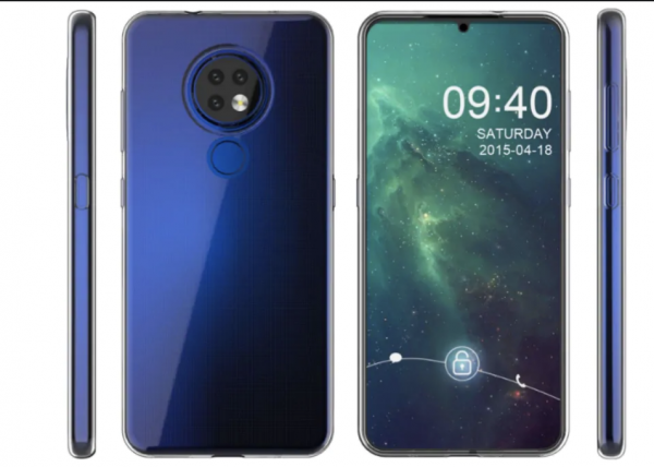 New Nokia phones