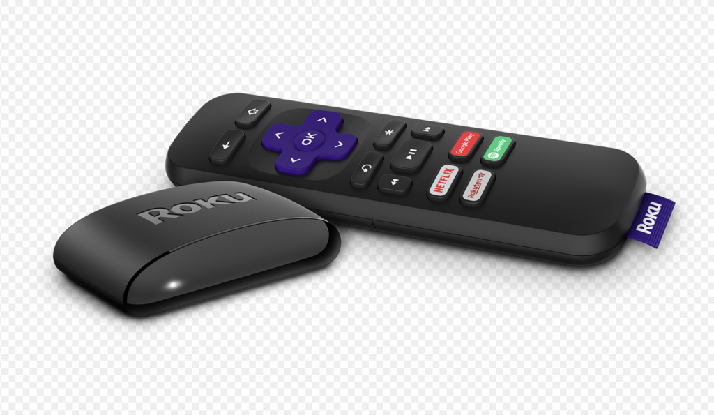 Streaming player