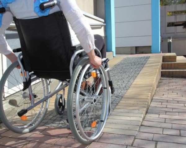 Wheelchair app
