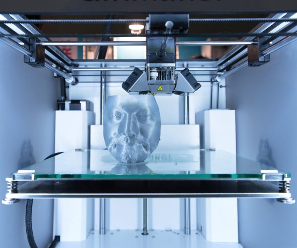 3D Printing a face