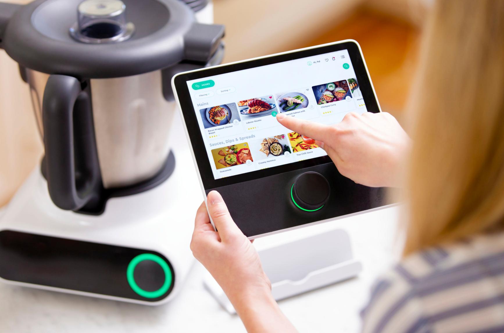 cookingpal smart kitchen hub