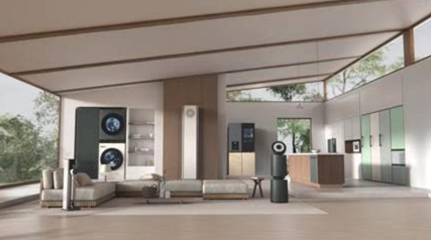 LG home appliances