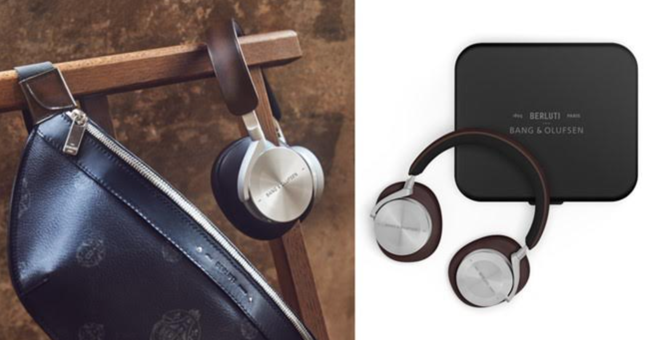 audio products by bang and olufsen