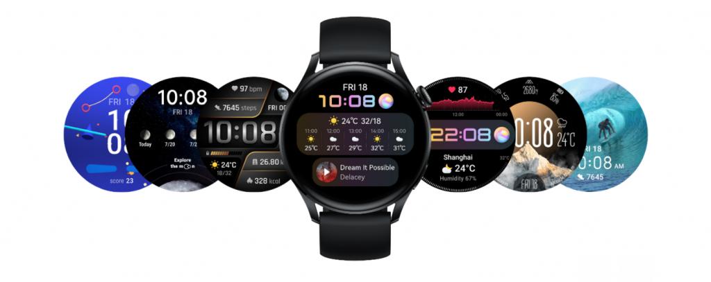 Huawei smartwatch series 3