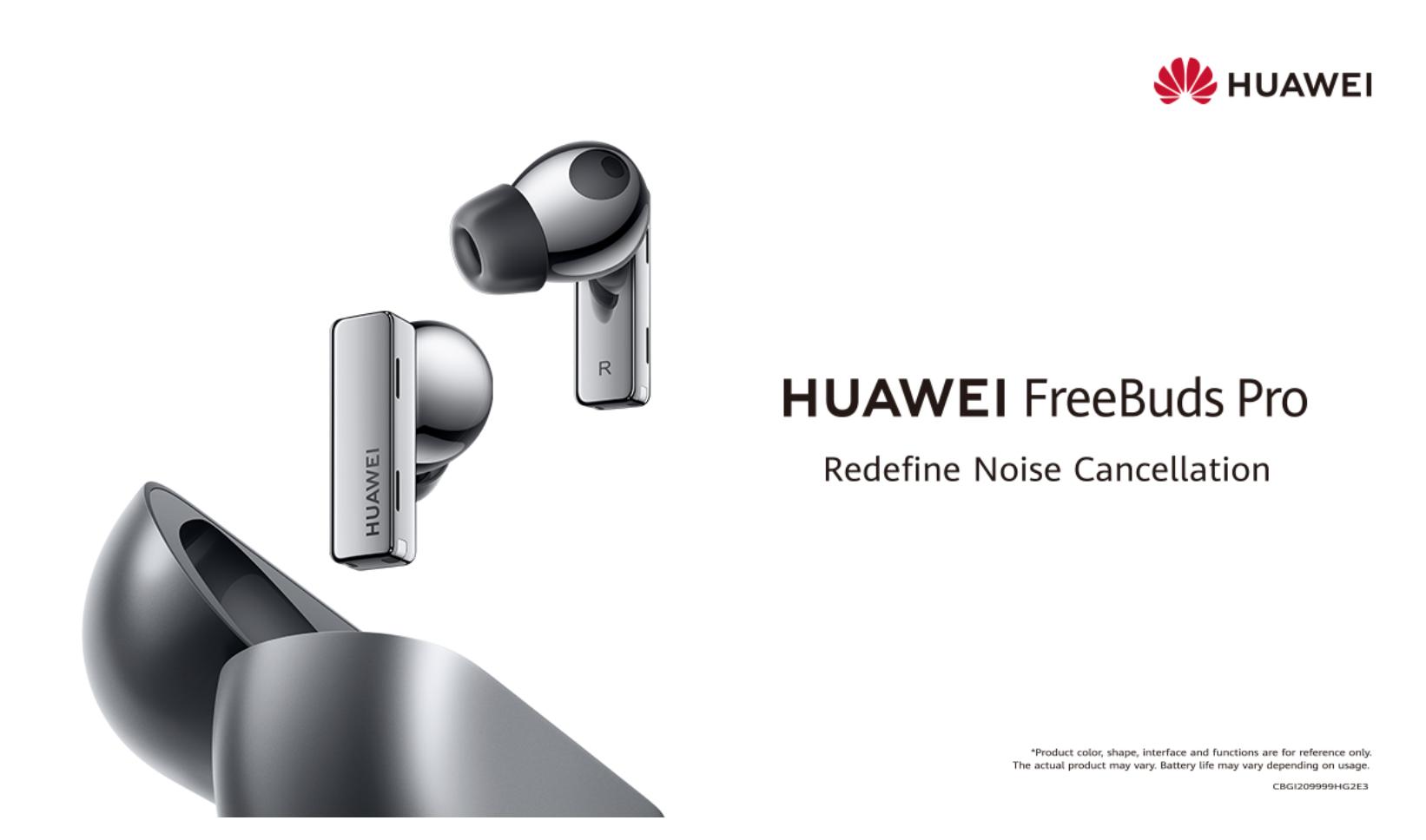 huawei earbuds