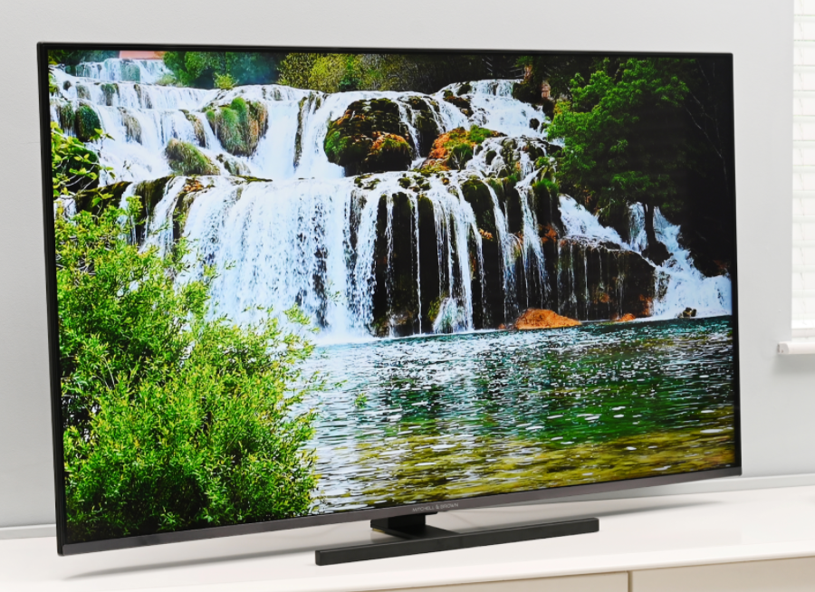 mitchell and brown 4K TV