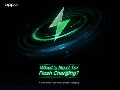 oppo fast charging